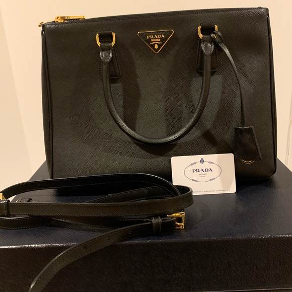 Prada Handbags - Prada Galleria Medium Saffiano Leather Handbag NEW